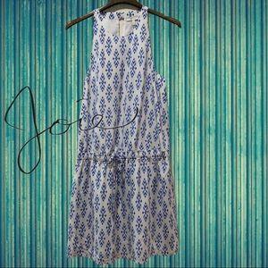 Joie Boho Sleeveless silk Summer Dress Small
